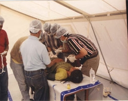 Medical Support by GCCRI